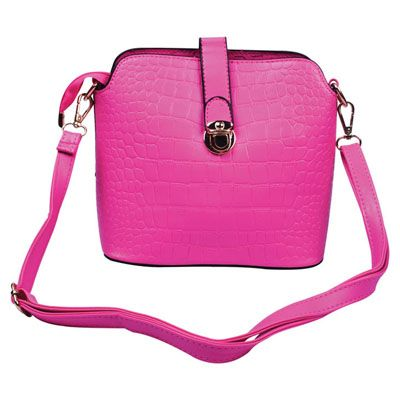 Buy Lauren Pink Sling Bag by veshno merchant, on Paytm, Price: Rs ...