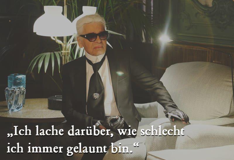 21 bissige Sprüche von Karl Lagerfeld, für die er unvergessen bleibt – Honest John