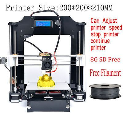 Prusa i3 3d desktop #printer diy high #accuracy cnc #self-assembly tridimensional,  View more on the LINK: http://www.zeppy.io/product/gb/2/172043487055/