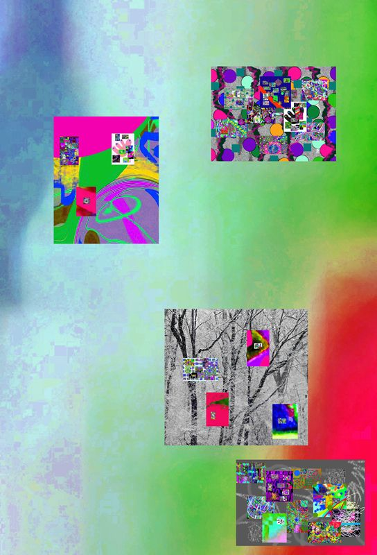 8-21-2016A by Walter Paul Bebirian Digital ~  x