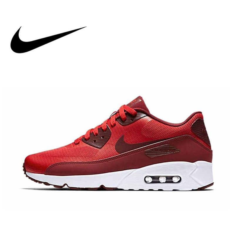 33a562a632b4 Official Original NIKE AIR MAX 90 ULTRA 2.0 Men s Breathable Running Shoes  Classic comfortable Outdoor Leisure