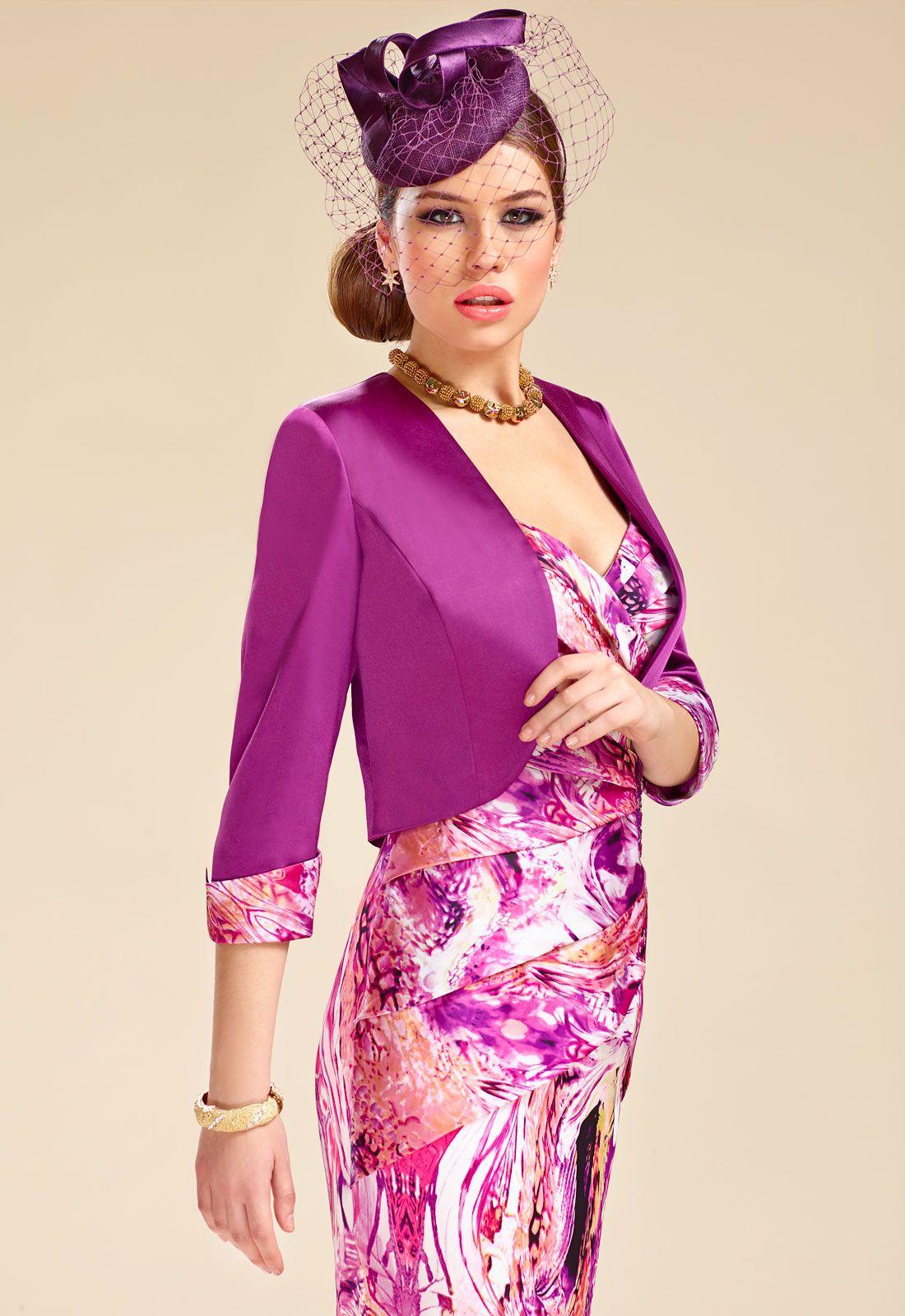 Donna Zeila 8904 | GN Design Group DONNA ZEILA 8904 Conjunto vestido ...