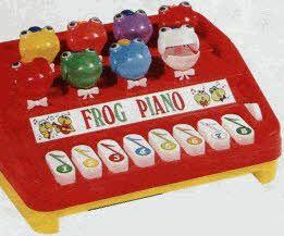 Froschklavier