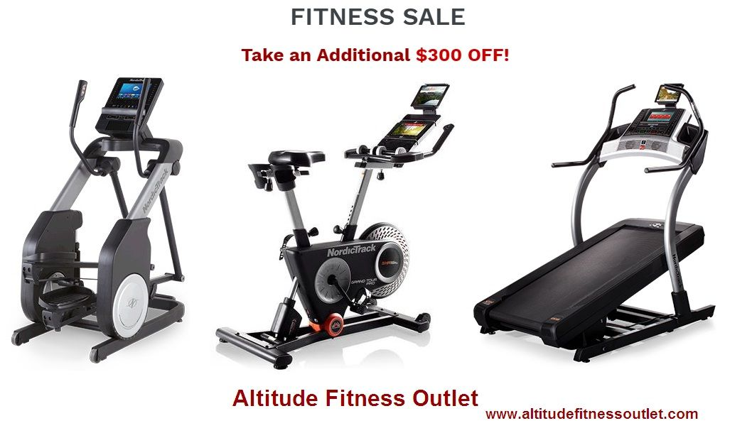 Fitness Sale Special Offer Take An Additional 300 Off Use Promo Code At Checkout Visit Commercial Fitness Equipment Biking Workout No Equipment Workout