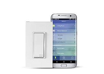 Smart Switch Installation Leviton, Alexa device