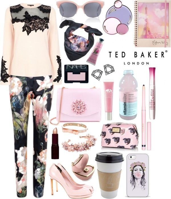 Inspiration | Pastel color outfit.