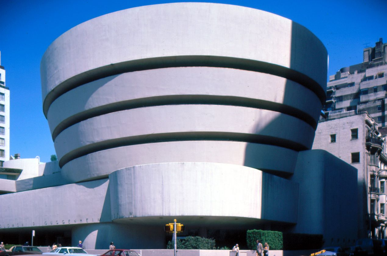 Famous+Architecture | Most famous Controversial architect in the world