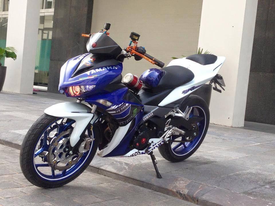 Exciter độ Phong Cach Yamaha X1r Bao Ngầu Xe đẹp