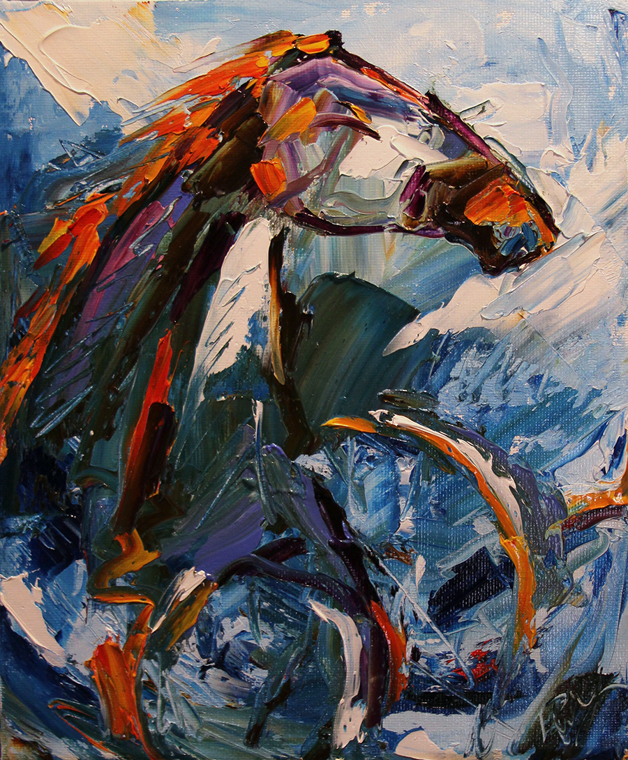 Its All MIne by CFAI member Laurie Pace $125