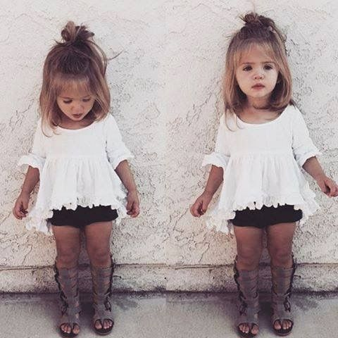 Little fashion girl Little Girl Clothing 43c15020c1