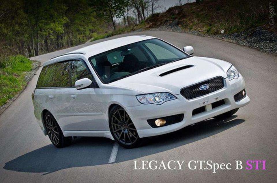 Spec B Sti Wagon Subaru Wagon Subaru Legacy Wagon Subaru Legacy