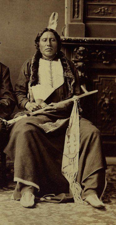 WHITE THUNDER , 1880