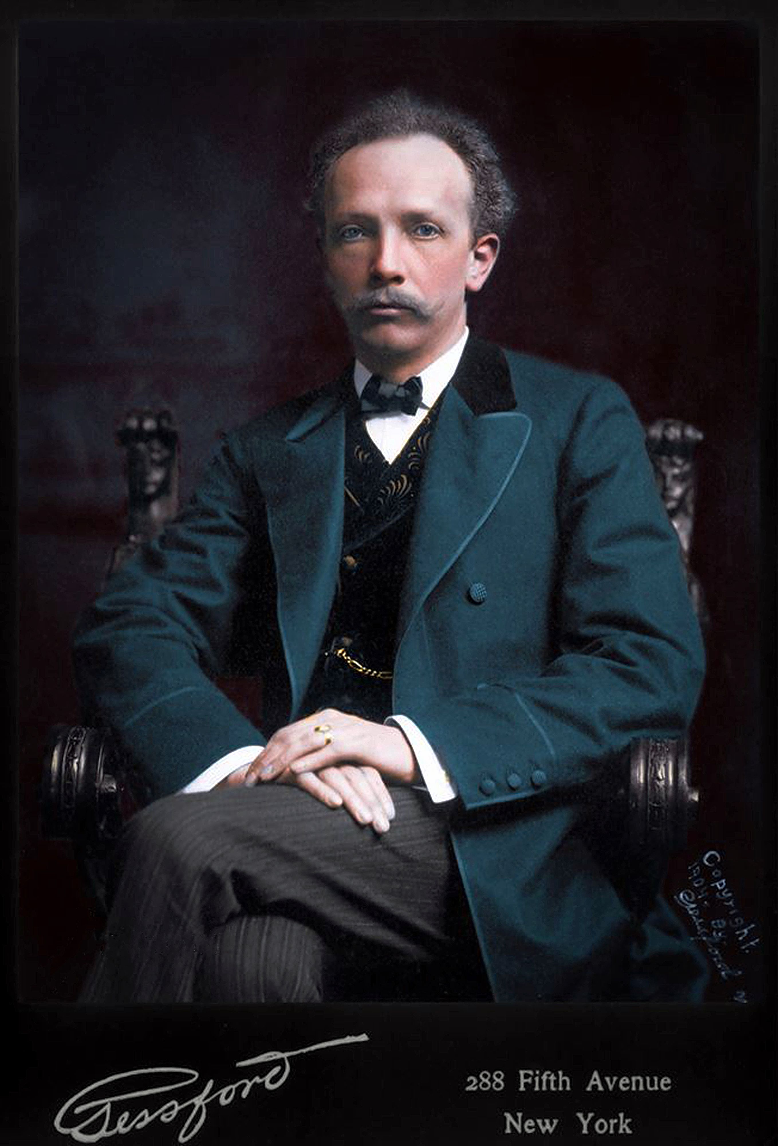Richard Strauss Classical Music Richard Strauss Portrait