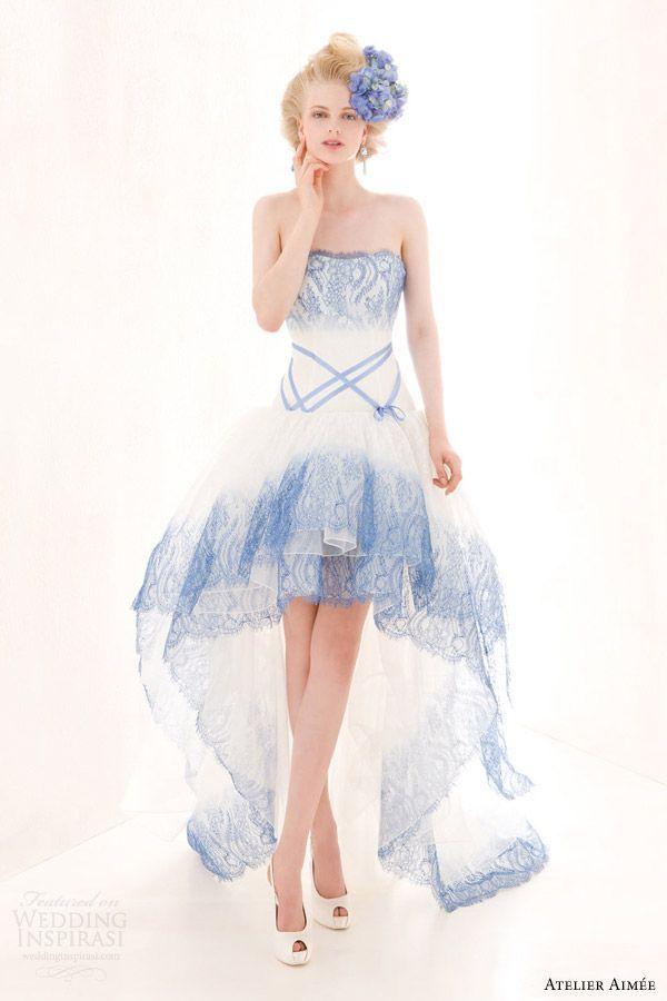 エアリーな雰囲気が可愛い!  普通のドレスじゃ物足りない♡ちょっと個性的