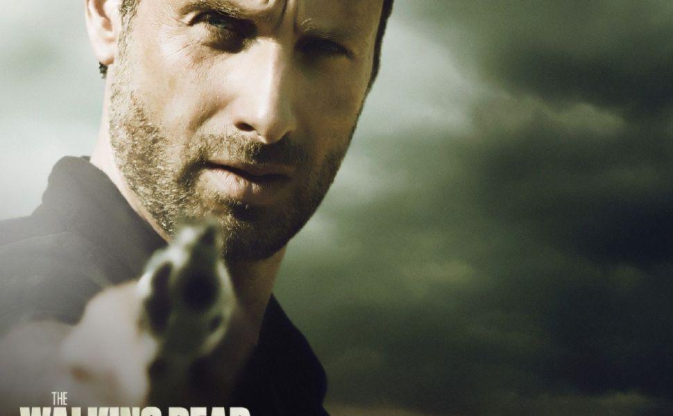 Download Walking Dead Rick 1920x1080 HD Wallpaper