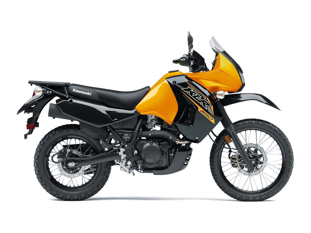2018 KLR™650 Dual Purpose Motorcycle by Kawasaki