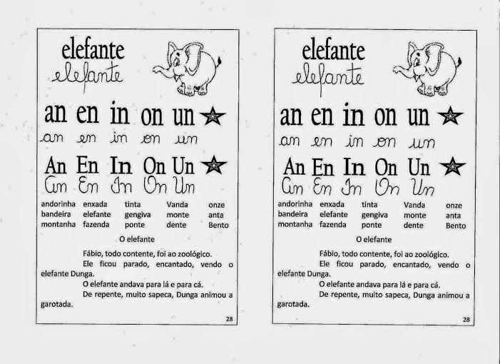 Ensinando com Carinho: Fichas com sílabas complexas