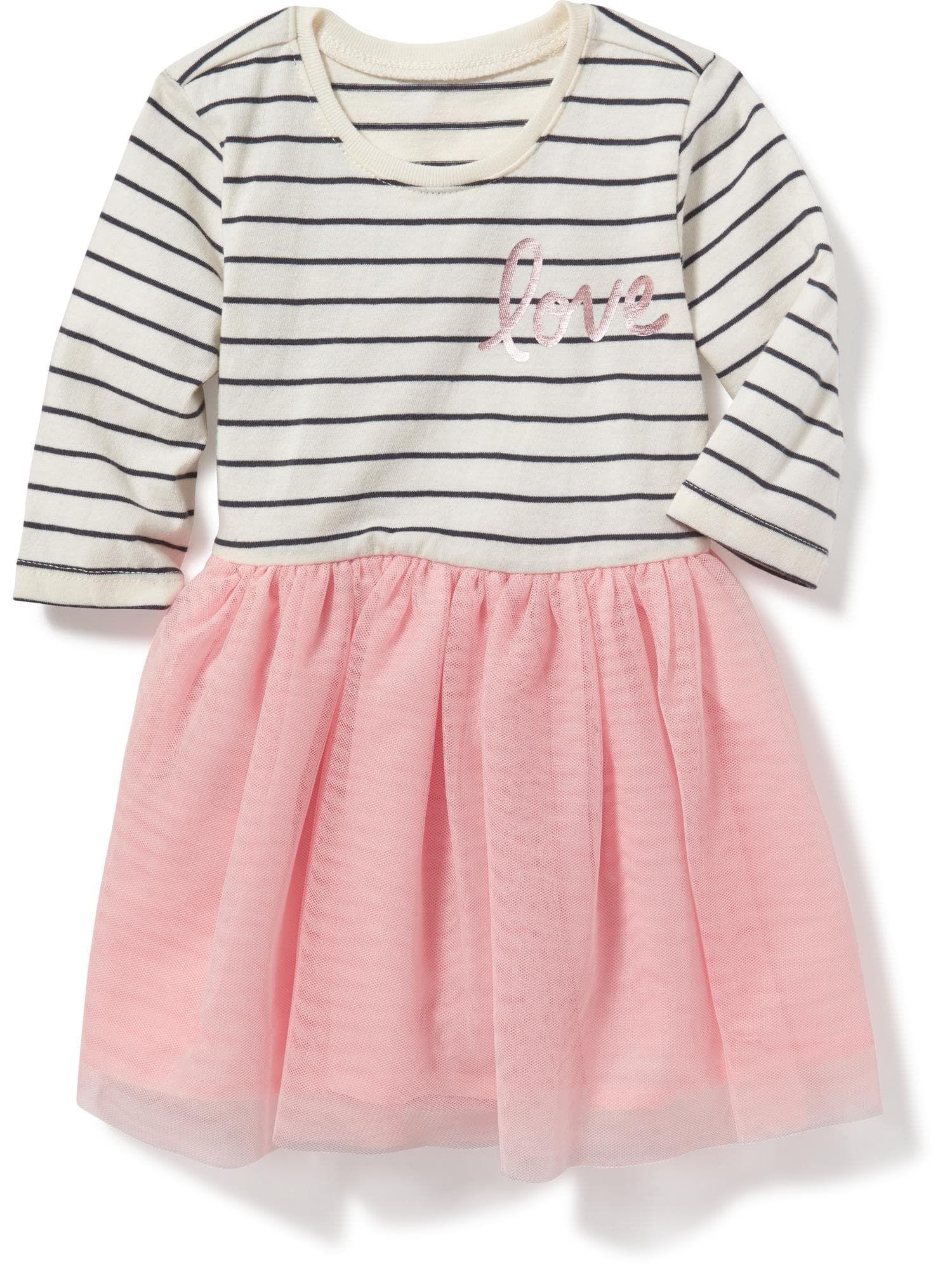 Graphic Tutu Dress for Baby Old Navy Little Princess
