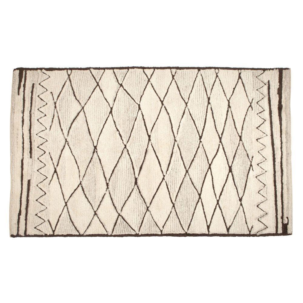 Zara Home Teppich teppich aus wolle mit rauten zara home deutschland for the home