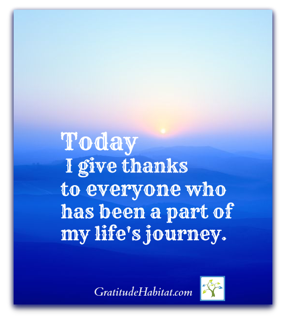 11++ Thankful for the journey quotes inspirations