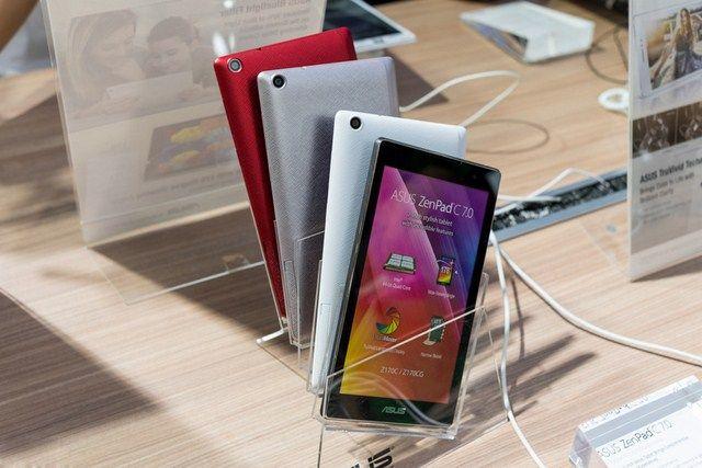 Đánh giá chi tiết tablet Asus ZenPad C màn hình 7 inch