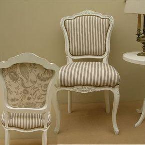 silla provenzal | cromatic | Pinterest | Sillas, Tapizado y Shabby