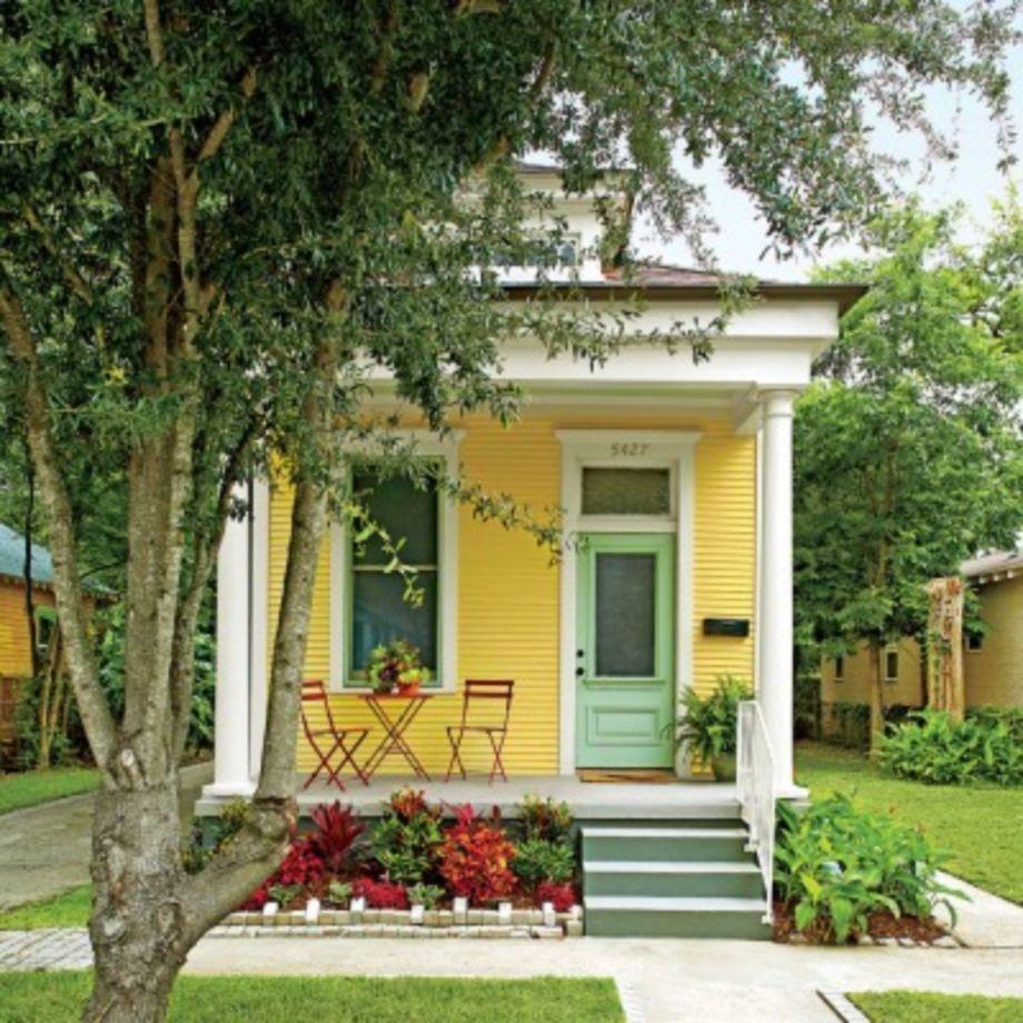 40 Exterior Paint Color Ideas For Mobile Homes | Exterior paint ...
