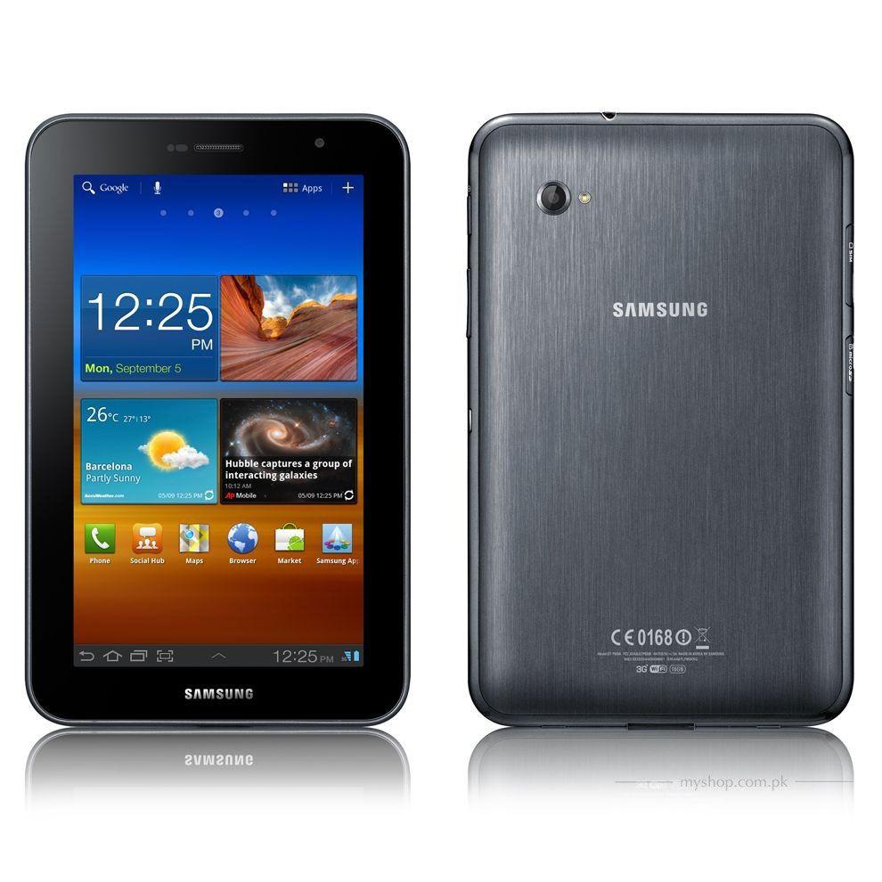 samsunf-galaxytab-gt-p6200 | Smartphones | Samsung galaxy