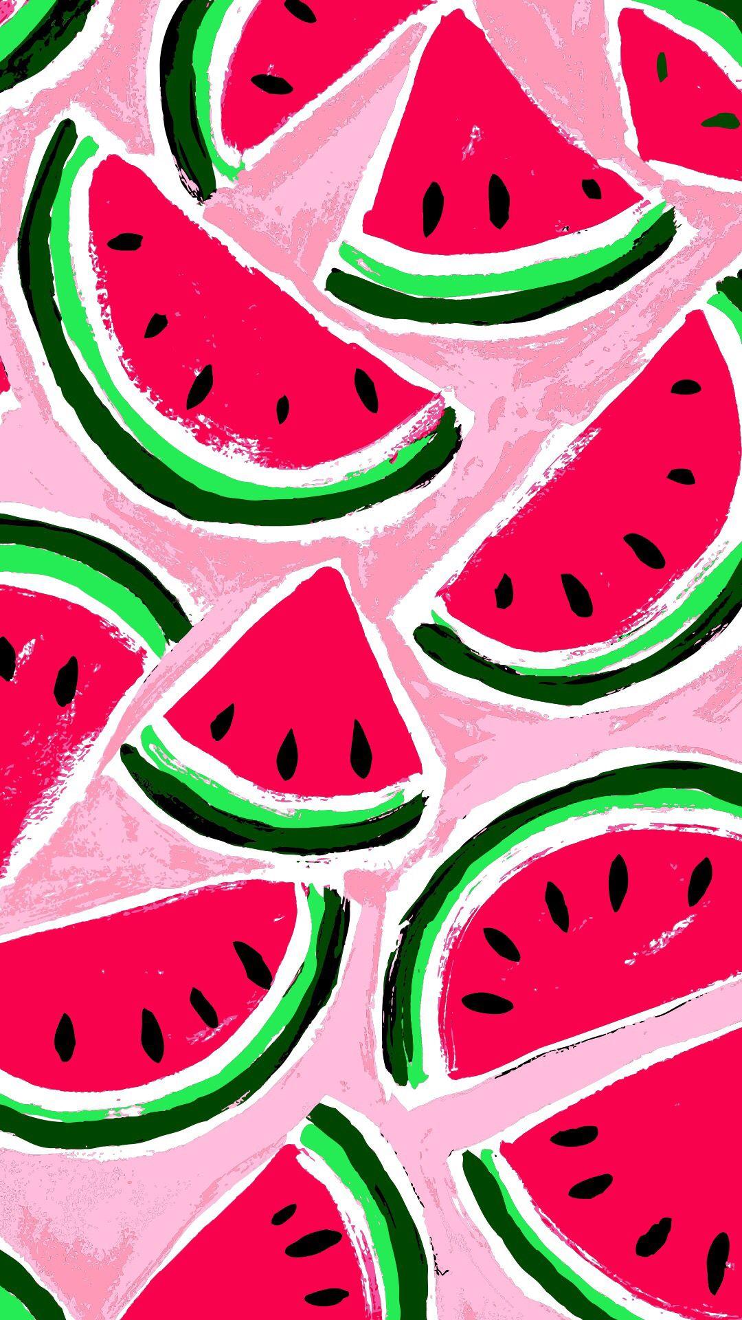 Watermelons home screen Fondos de sandias, Fondos de