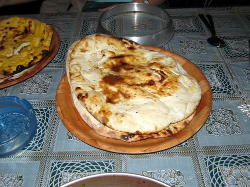 Main Meal Accompaniment Naan Bread Recipes Food African Food
