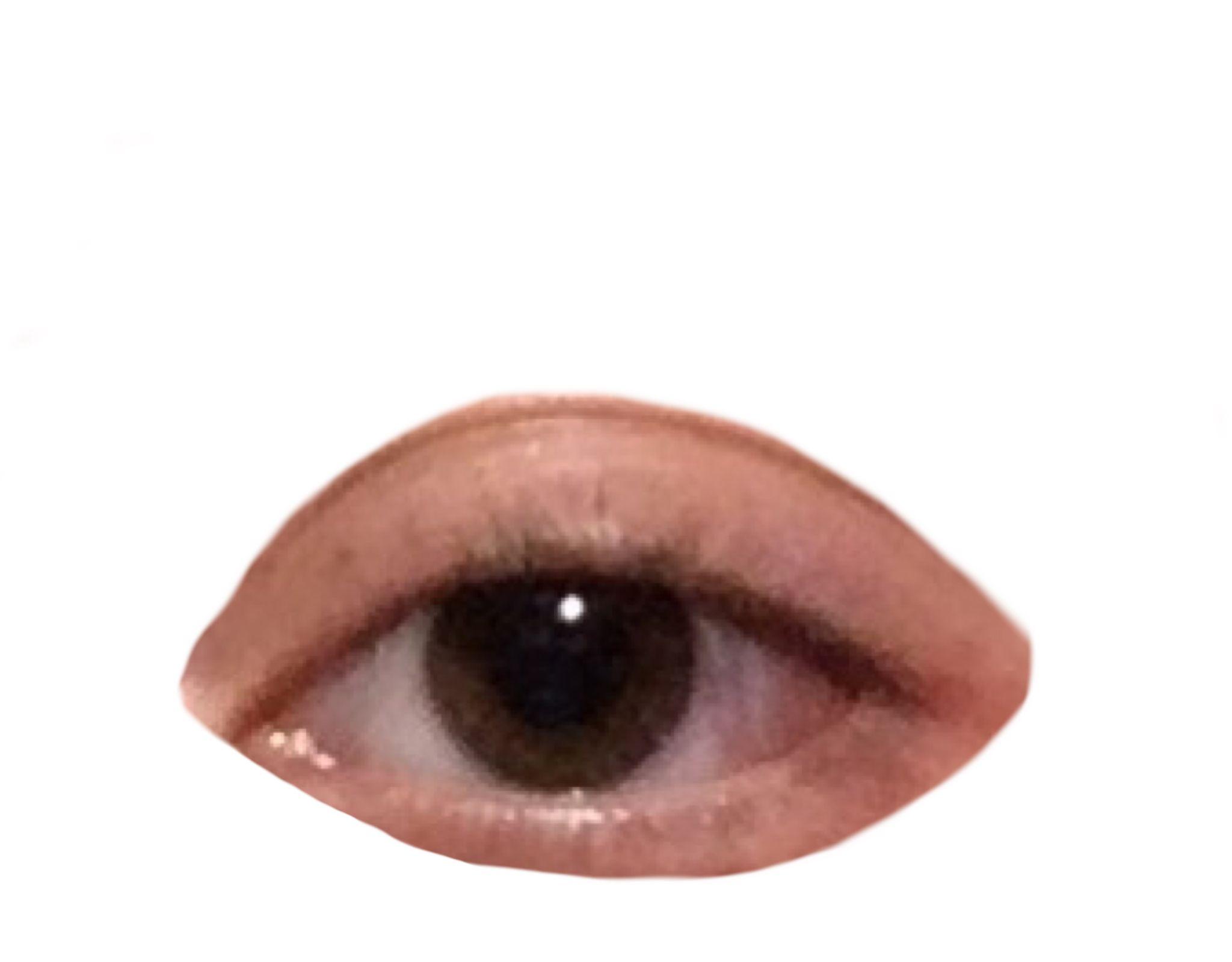 Brown Eye Polyvore Moodboard Filler Brown Eyes Aesthetic Aesthetic Eyes Mood Boards