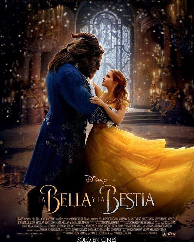 Nuevo Poster De Beautyandthebeast Para Hispanoamerica Labellaylabestia Disney Beautyan Beauty And The Beast Movie The Beast Movie Beauty And The Beast
