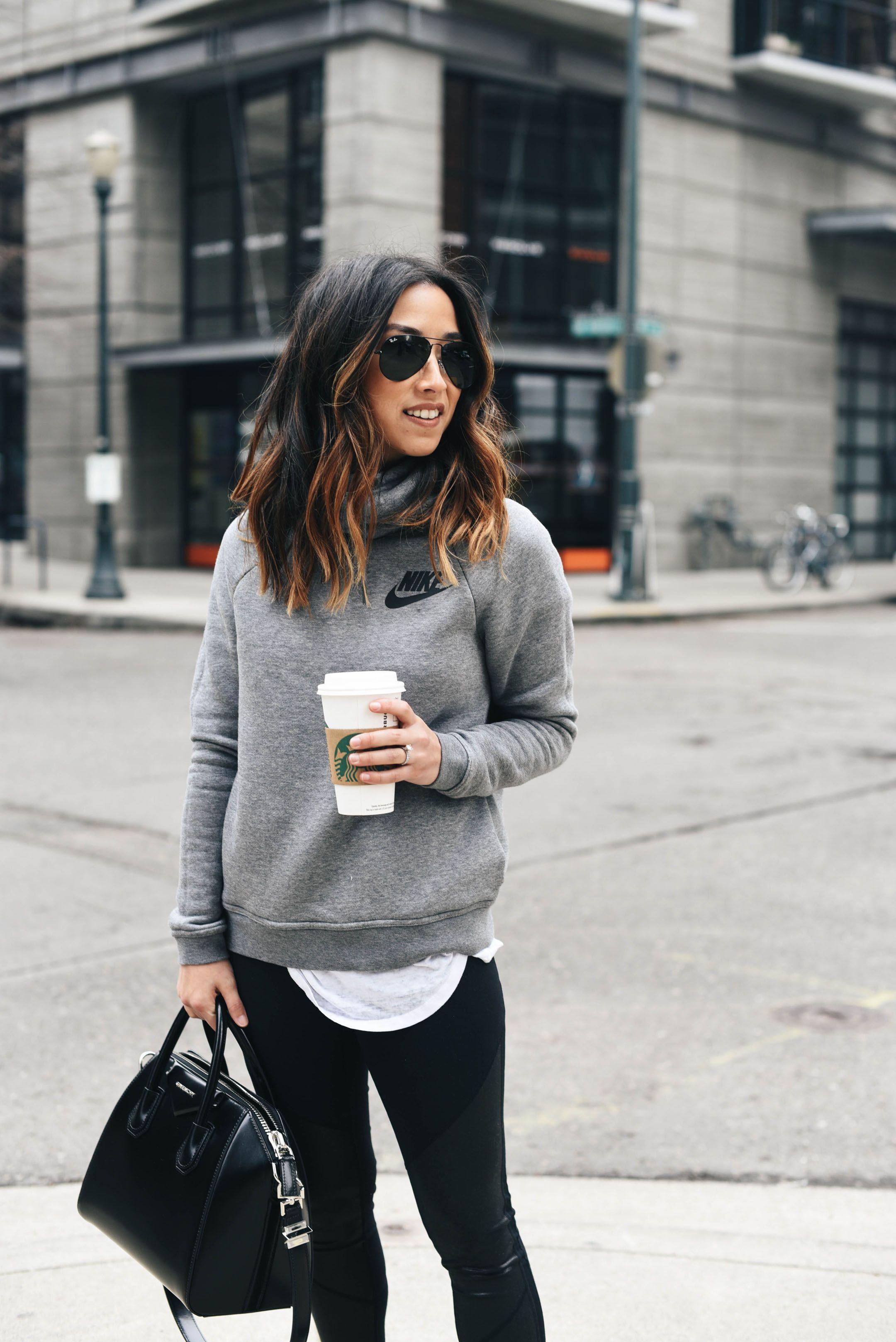 Best women's nike sweatshirt