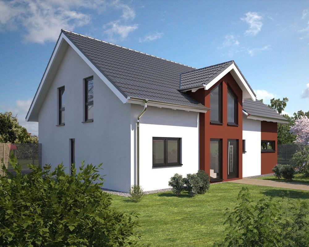 Hanlo Einfamilienhaus Living 185 Eingangsansicht ---> Zahlreiche ...