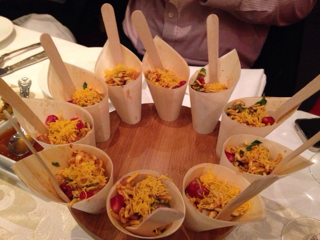 Pin on Chaat & Street food of India by The Indian Weave