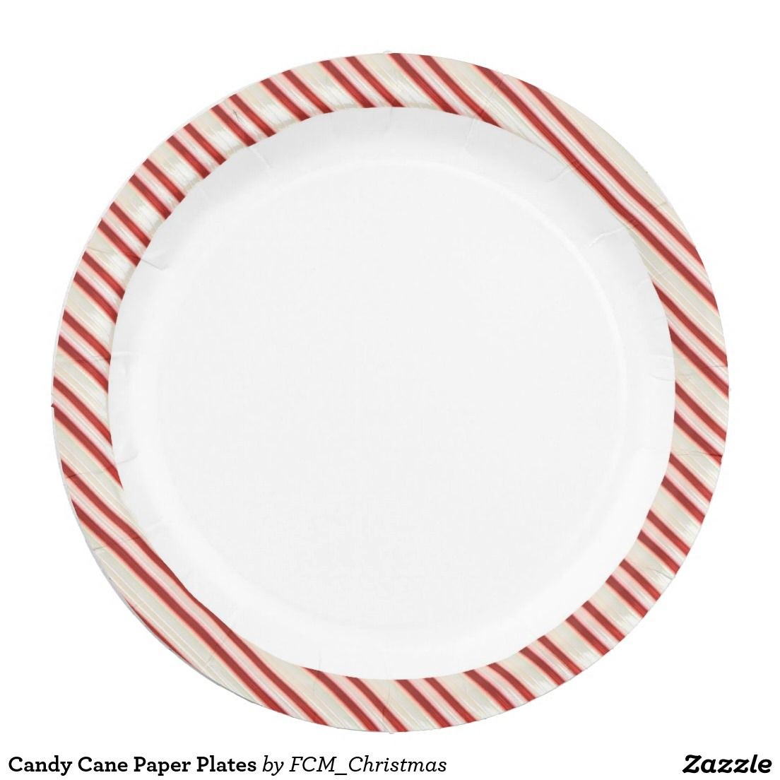 Candy Cane Paper Plates  sc 1 st  Pinterest & Candy Cane Paper Plates | Candy canes and Christmas paper plates