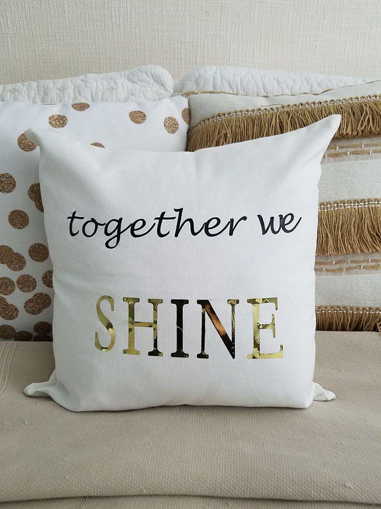 How To Make A Custom Pillow Cover Diy Pillow Covers Custom