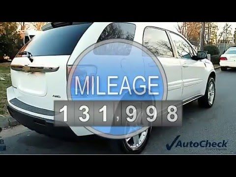 Collection 2005 Chevrolet Equinox Shamburg Auto S Kernersville
