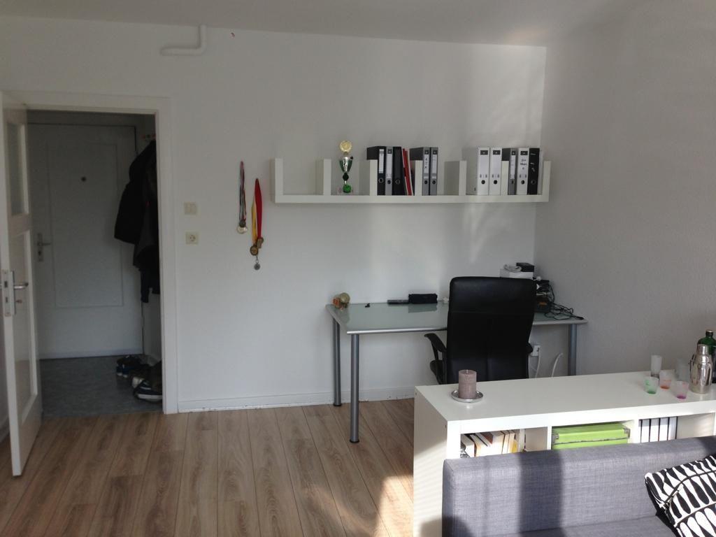 Arbeitsecke (im Wohnzimmer) | Wohnen | Pinterest | Hamburg