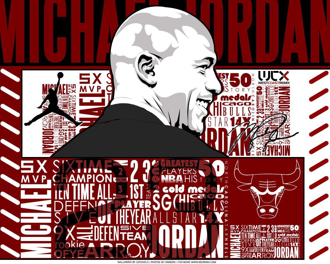 michael jordan vector by cotovelo nba basketball hisairness