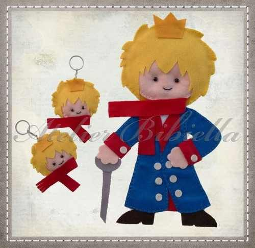 Coleção Pequeno Príncipe - Lembrancinhas Ou Enfeites - en MercadoLibre