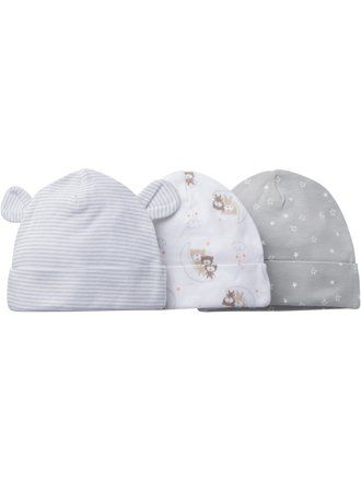 Gerber - Newborn Baby Girl Assorted Caps 592fae21299