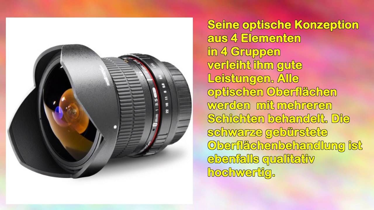 nice Objektiv Fisheye 0,35x mit Makro für Nikon D7200 Check more at http://gadgetsnetworks.com/objektiv-fisheye-035x-mit-makro-fur-nikon-d7200/