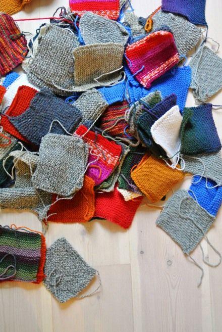 Little Helsinki Knitted Bunting Knit Pinterest Knitted
