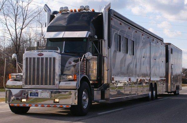 2017 Renegade Classic Big Rig Trucks Rv Truck Big Trucks
