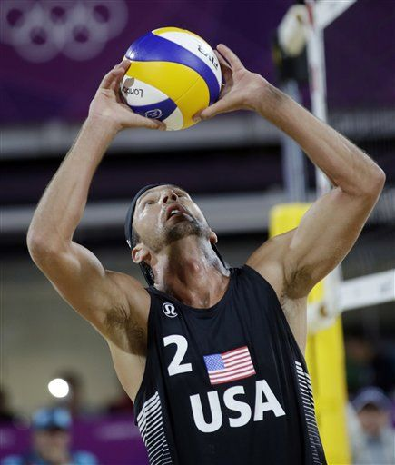 Olympic Beach Volleyball Volleyball Photos Usa Volleyball Volleyball Players