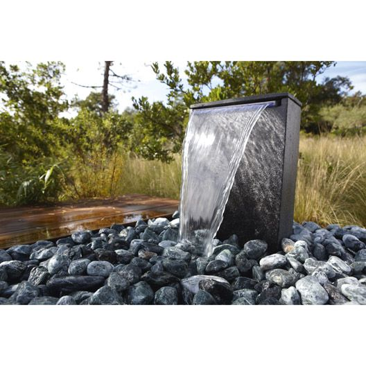 kit fontaine cascade vicenza pompe ubbink fontaine. Black Bedroom Furniture Sets. Home Design Ideas