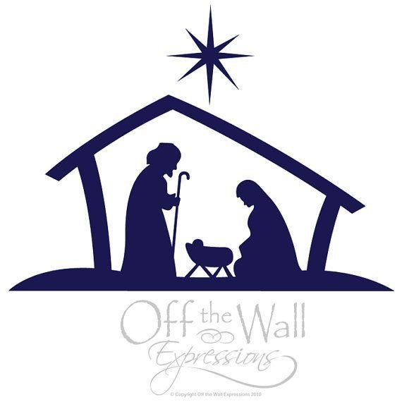 Nativity Offthewallexpression Etsy Krippe Weihnachten Fensterbilder Weihnachten Weihnachten
