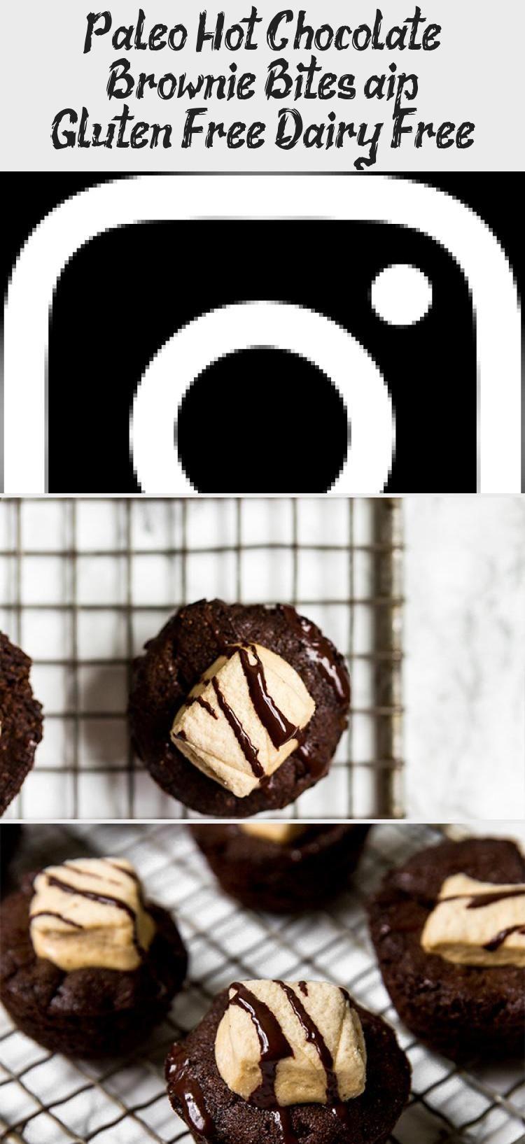 Photo of ¡Estas picaduras de brownie de chocolate caliente paleo son el regalo perfecto para el invierno! Ellos son …