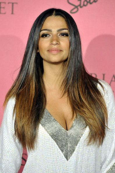 More Straight Guys Here Follow: More Pics Of Camila Alves Long Straight Cut